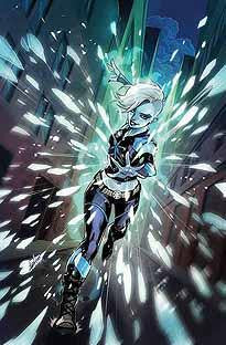JUSTICE LEAGUE OF AMERICA KILLER FROST REBIRTH #1 VAR ED