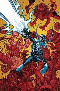 BLUE BEETLE VOL 9 #5