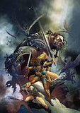 ODYSSEY OF THE AMAZONS #1 - Kings Comics