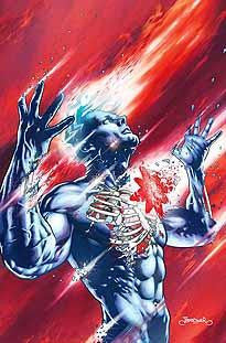FALL AND RISE OF CAPTAIN ATOM #1
