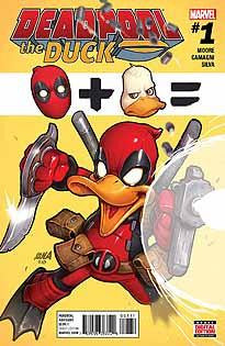 DEADPOOL THE DUCK #1 NOW