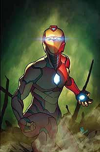 INVINCIBLE IRON MAN VOL 3 #3