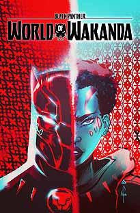 BLACK PANTHER WORLD OF WAKANDA #3