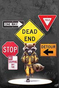 ROCKET RACCOON VOL 3 #2