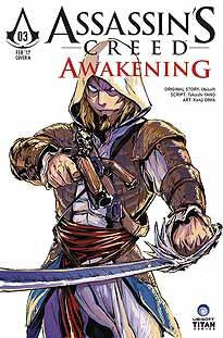 ASSASSINS CREED AWAKENING #3