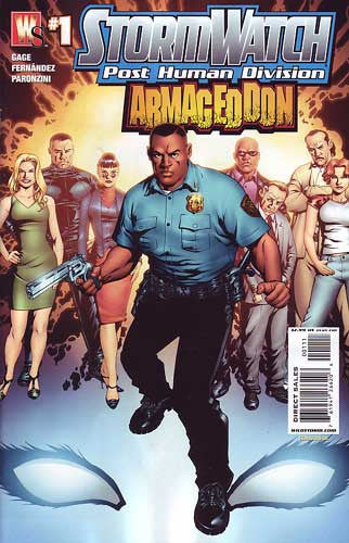 STORMWATCH ARMAGEDDON #1