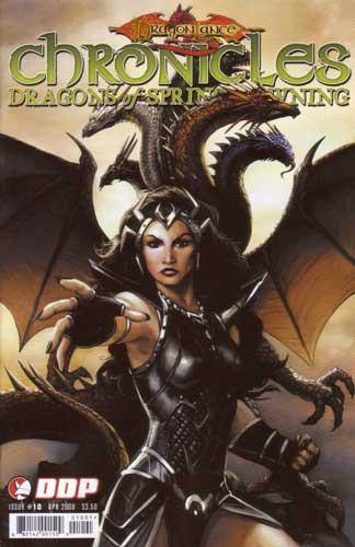 DRAGONLANCE CHRONICLES VOL 3 #10 ROBERTS