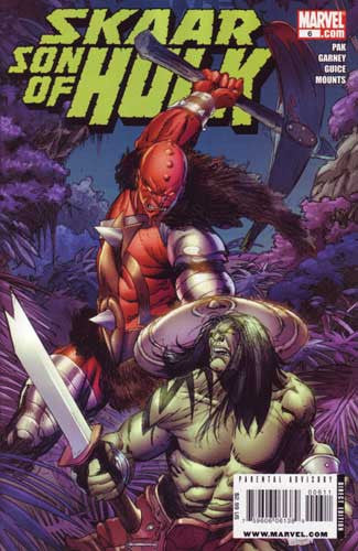 SKAAR SON OF HULK #6