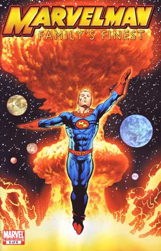 MARVELMAN FAMILYS FINEST #6