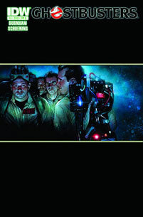 GHOSTBUSTERS ONGOING #4