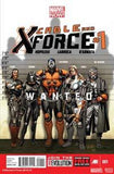 CABLE AND X-FORCE #1 NOW