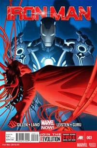 IRON MAN VOL 5 #3 NOW