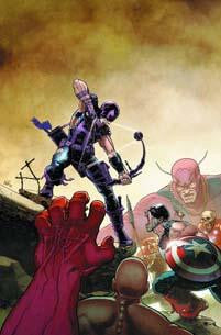 MARVEL UNIVERSE VS AVENGERS #3