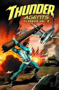 THUNDER AGENTS CLASSICS TP VOL 02