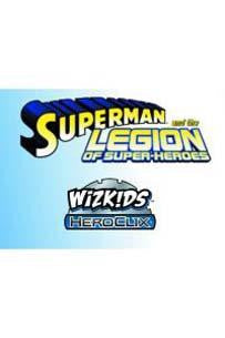 DC HEROCLIX LEGION OF SUPERHEROES OP KIT
