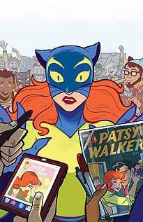 PATSY WALKER AKA HELLCAT #1 - Kings Comics