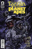TARZAN ON THE PLANET OF THE APES #4 - Kings Comics