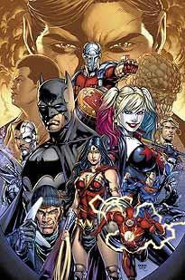 JUSTICE LEAGUE SUICIDE SQUAD #1