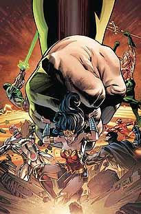 JUSTICE LEAGUE VOL 3 #10
