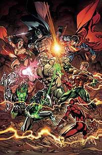JUSTICE LEAGUE VOL 3 #11
