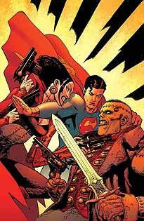 SUPERMAN VOL 5 #13