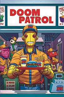 DOOM PATROL VOL 6 #4