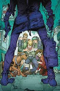 SCOOBY APOCALYPSE #8 - Kings Comics