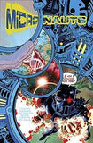 MICRONAUTS TP VOL 01 ENTROPY