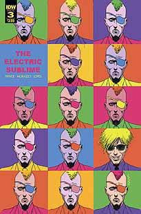 ELECTRIC SUBLIME #3
