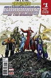 GUARDIANS OF GALAXY VOL 4 #15 NOW