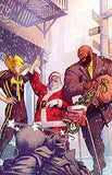POWER MAN AND IRON FIST VOL 3 SWEET CHRISTMAS ANNUAL #1