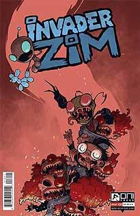 INVADER ZIM #16 - Kings Comics