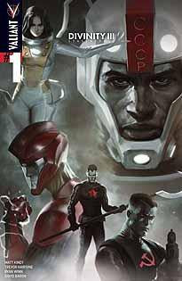 DIVINITY III STALINVERSE #1