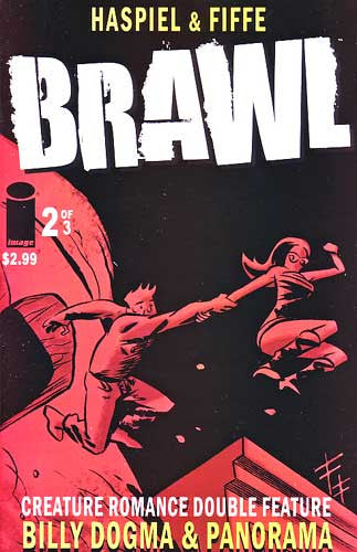 BRAWL #2 - Kings Comics