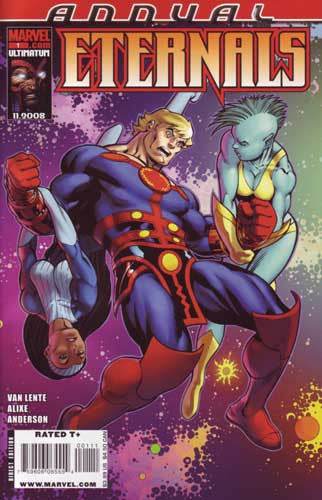 ETERNALS VOL 4 ANNUAL #1