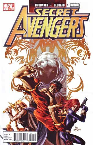 SECRET AVENGERS #7 - Kings Comics