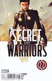 SECRET WARRIORS #22