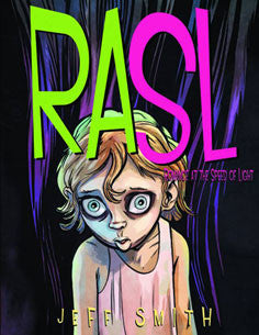 RASL TP VOL 03 ROMANCE AT THE SPEED OF LIGHT