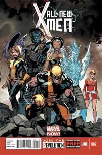ALL NEW X-MEN #2 NOW