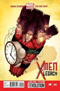X-MEN LEGACY VOL 2 #2 NOW