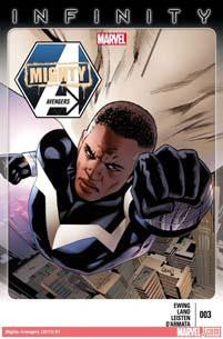 MIGHTY AVENGERS VOL 2 #3 INF