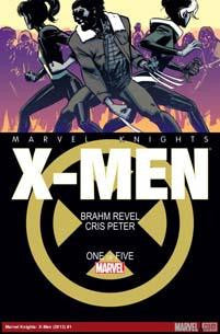 MARVEL KNIGHTS X-MEN #1