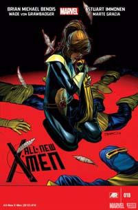 ALL NEW X-MEN #18 - Kings Comics