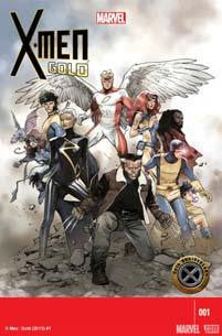 X-MEN GOLD #1 (ONE-SHOT)