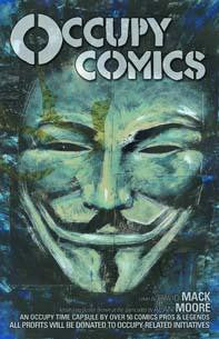 OCCUPY COMICS TP