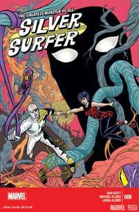 SILVER SURFER VOL 6 #8