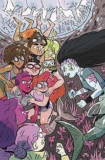 LUMBERJANES #20 - Kings Comics