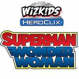 DC HEROCLIX WONDER WOMAN DICE & TOKEN PACK