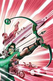 GREEN ARROW VOL 7 #11