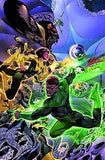 HAL JORDAN AND THE GREEN LANTERN CORPS #9